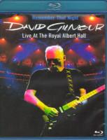 David Gilmour Live from the Royal Albert Hall (Blu-ray)