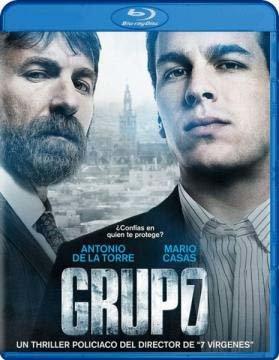 Группа 7 (Blu-ray) на Blu-ray