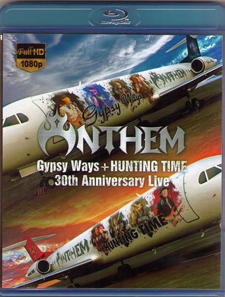Anthem Gypsy Ways / Hunting Time (30th Anniversary Live) (Blu-ray)* на Blu-ray