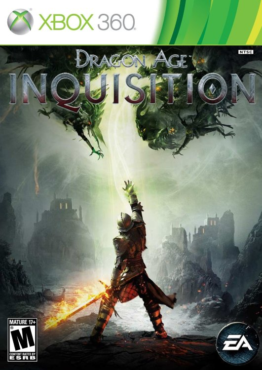 Dragon Age Inquisition (Dragon Age Инквизиция) (2 Xbox 360)