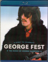 George Fest A Night to Celebrate the Music of George Harrison (Blu-ray)