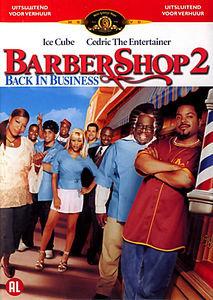 Парикмахерская 2: Снова в деле на DVD