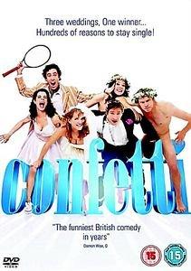 Конфетти на DVD