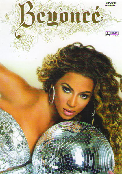 Beyonce The Best of на DVD