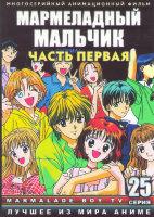 Мармеладный мальчик 1 Часть (25 серий) (2 DVD)