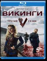 Викинги 3 Сезон (10 серий) (2 Blu-ray)