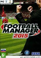 Football Manager 2015 (DVD-BOX)