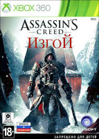Assassins Creed Rogue (Assassins Creed Изгой) (Xbox 360)